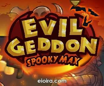 Evilgeddon Spooky Max Logo