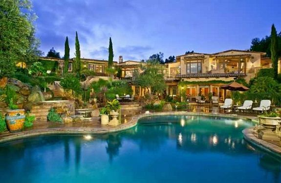 The Majority Of The Listings You Preview Will Have Houses With Pools In  Rancho Santa Fe, CA. Whether You Desire A Tropical Pool With Artificial  Rock ...