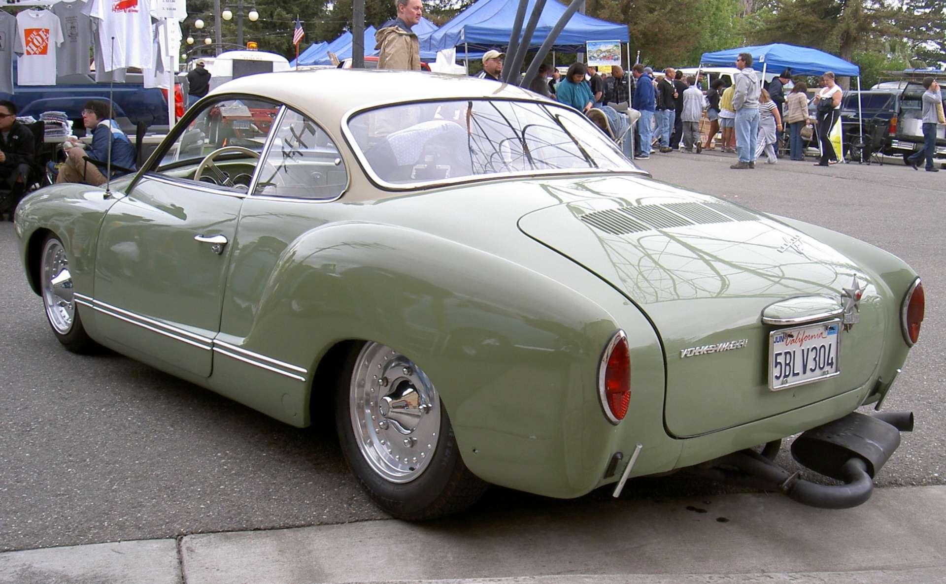 Vw Karmann Ghia Custom On Pinterest Volkswagen