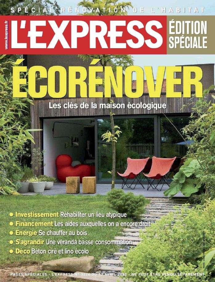 L'Express Edition Spéciale - Ecorénover 2013