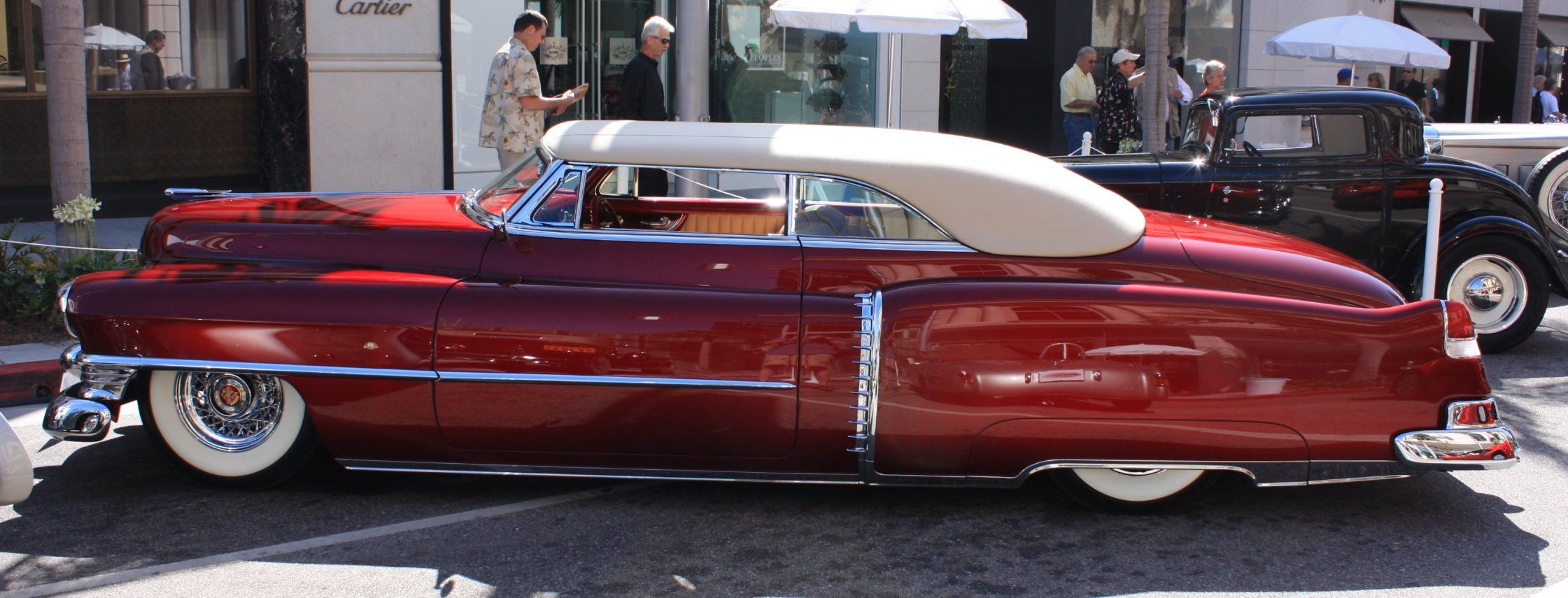 Power Cars Cadillac Series 62 Convertible Quot The Golden