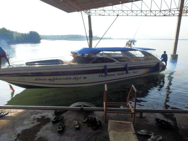 Unser Boot Nummer 8