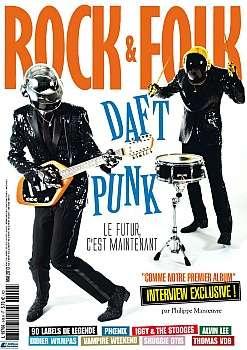 Rock & Folk Mai 2013
