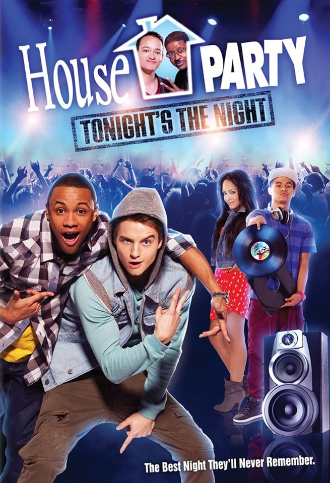 House Party Tonights The Night - 2013 DVDRip x264 - T�rk�e Altyaz�l� Tek Link indir